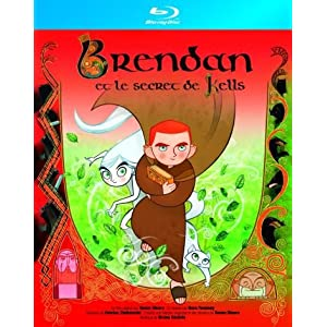 Brendan et le secret de Kells [Blu-ray]
