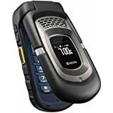 Kyocera DuraMax E4255 PTT Rugged Cell Phone Black Sprint NEW