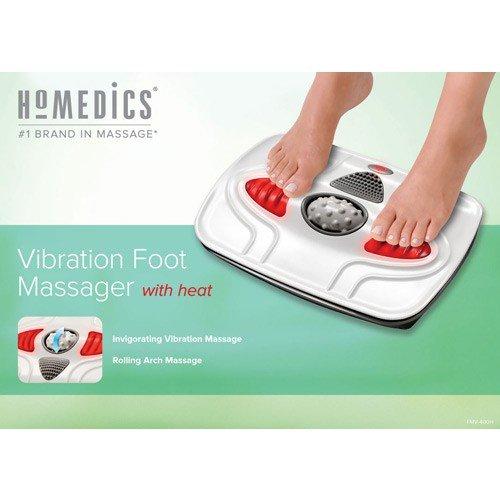 Vibration In Foot >> Homedics Fmv 400h Vibration Foot Massager Y073