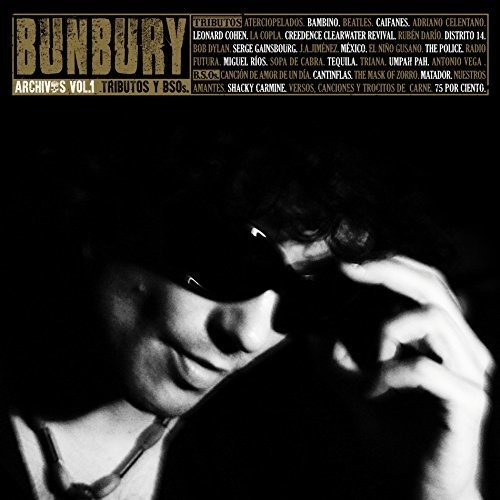 Archivos Vol 1: Tributos Y Bsos (Bunbury Box Set compare prices)