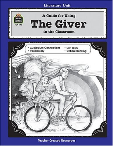 A summer reading project report on the giver a book by lois lowry