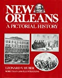 img - for New Orleans: A Pictorial History book / textbook / text book