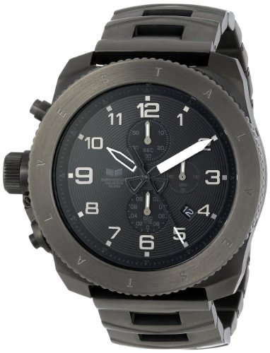 Vestal Men's RES011 Restrictor Gun Black Watch