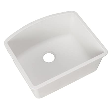 Blanco 440175 Blanco Diamond Single Bowl Silgranit II (Um) - White