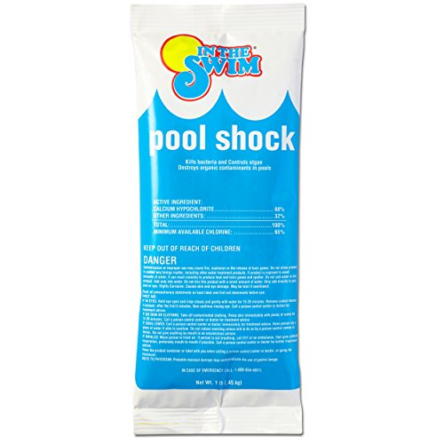 In The Swim Chlorine Pool Shock - 24 X 1 lb. bags (Super Shock Pool compare prices)