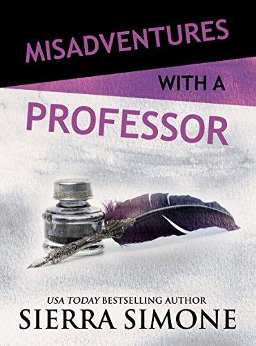 Misadventures with a Professor (Misadventures Book 16) [Simone, Sierra] (Tapa Blanda)
