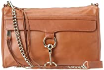 Hot Sale Rebecca Minkoff MAC Convertible Crossbody,Almond,One Size