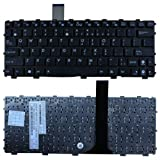 SctechFeb Laptop Keyboard for ASUS Eee PC 1015 1015B 1015BX 1015CX 1015P 1015PE 1015PN 1015PD 1015PDG 1015PX 1015PEM 1015PEB 1015PED 1015PEG 1015PW 1015T Series Black US Layout