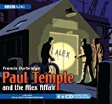 Francis Durbridge Paul Temple and the Lawrence Affair: BBC Radio 4 Full Cast Dramatisation (BBC Radio Collection) by Durbridge, Francis (2003) Audio CD