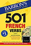 Image of 501 French Verbs: with CD-ROM and MP3 CD (501 Verb)