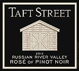 2012 Taft Street Rose of Pinot Noir, Russian River Valley 750 mL