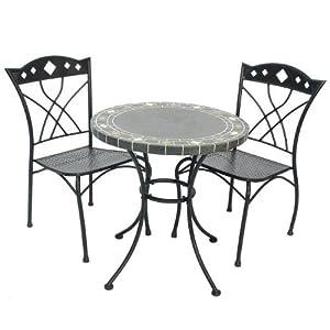 venice 2 seater garden furniture bistro set free