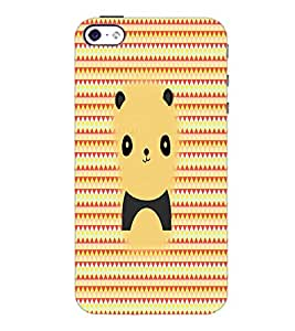 PrintDhaba Cartoon D-2979 Back Case Cover for APPLE IPHONE 4S (Multi-Coloured)