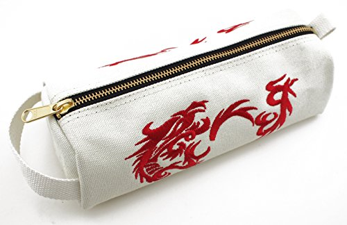 Rough Enough Dragon Embroidery Tool Comes-tic Multi-purpose Pouch
