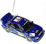 Toy kid Subaru Impreza style WRC radio remote control car 1:18
