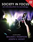 Society in Focus: An Introduction to Sociology, Census Update (7th Edition) (Mysoclab)