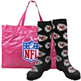 Cuce Shoes Kansas City Chiefs Women's Enthusiast Rain Boot 7 at Amazon.com