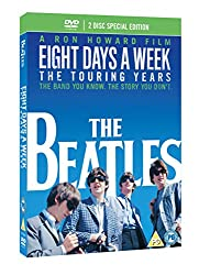 The Beatles: Eight Days a Week - The Touring Years - Deluxe Edition [DVD] [2016]