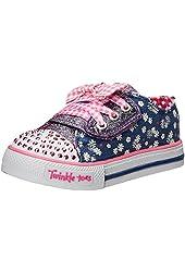 Skechers Kids 10469N Light-Up Sneaker (Toddler/Little Kid)