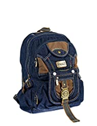 Eurostyle- 13010- True Blue Series- Back Pack - Blue