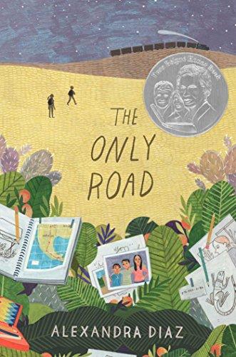 The Only Road [Diaz, Alexandra] (Tapa Blanda)