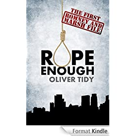 Rope Enough (The Romney and Marsh Files #1) (English Edition)