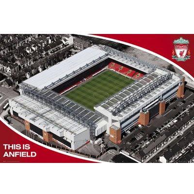 Liverpool FC. Poster - Stadium