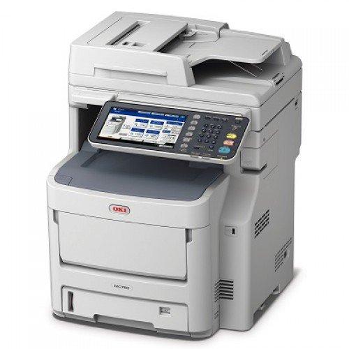 Oki Mc 760 Dn Colour Multifunctional Printer