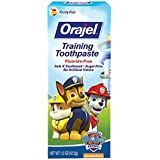 Orajel Toddler Training Toothpaste, Thomas & Friends, Tooty Fruity Flavor