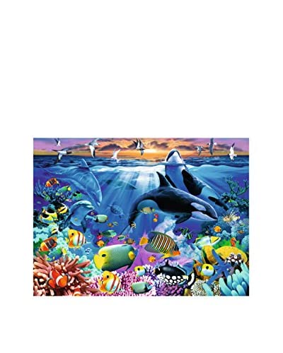 Ravensburger 200-Piece Oceanic Life Puzzle