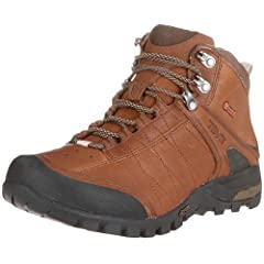 Buy Teva Mens Riva Leather Mid eVent Hiking Boot by Teva
