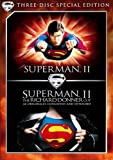Superman II / Superman II: The Richard Donner Cut (Three-Disc Special Edition) [DVD] [1980]
