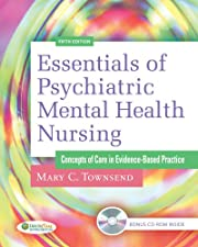 Essentials of Psychiatric Mental Health Nursing Concepts of Care in Evidence by Mary C. Townsend
