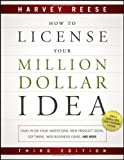 51m1od%2BUMaL. SL160  How To License Your Million Dollar Idea Review