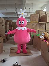 Mascot Costume Adult Character Costume Mascot As Fashion Free Shipping Cosplay the Flower Girl