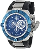 Invicta Men's 11503 Subaqua Noma IV Chronograph Black Dial Black Polyurethane Watch