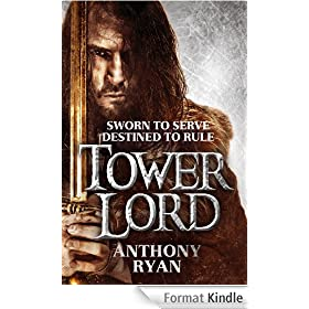 Tower Lord: Book 2 of Raven's Shadow (English Edition)
