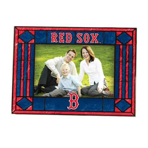 MLB Boston Red Sox Art Glass Horizontal Frame at Amazon.com