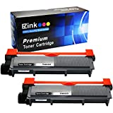 E-Z Ink (TM) Compatible Toner Cartridge Replacement for Brother TN630 TN660 High Yield (2 Black Toners)