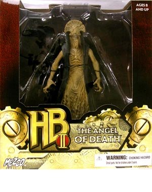 Picture of Mezco Hellboy 2 The Golden Army 13 Inch Deluxe Action Figure Angel of Death (B001LN04TM) (Mezco Action Figures)