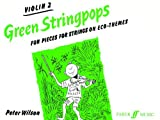 Green Stringpops : Fun Pieces for Strings on Eco-Themes (Violin 2 Part) (Instrumental Part) (Faber Edition: Stringpops) (0571513123) by Wilson, Peter