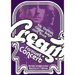 The Cream Farewell Concert: Kino Classics Remastered Edition