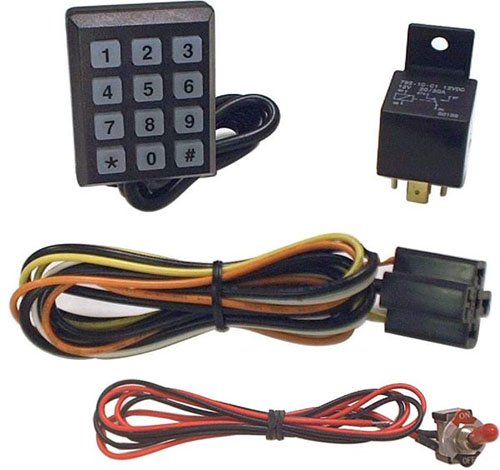 megatronix kpl illuminated digital keypad car. Black Bedroom Furniture Sets. Home Design Ideas