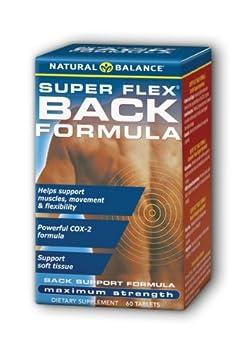 Отзывы Natural Balance Super Flex Back Formula