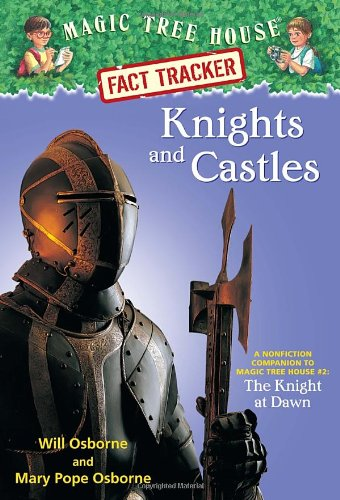 Knights And Castles (Magic Tree House Research Guide, Paper) front-915615