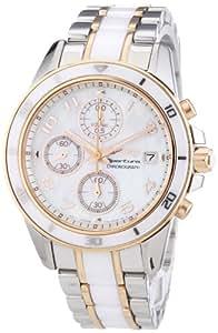 Seiko Damen-Armbanduhr Chronograph Quarz Keramik SNDX54P1