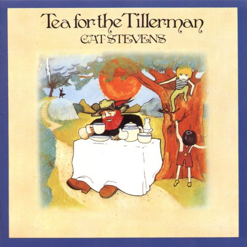 Cat Stevens – Tea For The Tillerman (1970/2000) [HDTracks FLAC 24bit/192kHz]