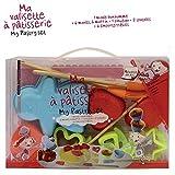 Kit patisserie complet de 16 pièces enfant - Recette incluse - Silicone - Hygiénique et pratique...
