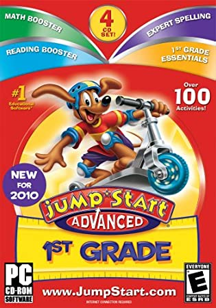 Jumpstart Advanced 1st Grade V3.0