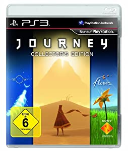 Journey - Collector's Edition - [PlayStation 3]